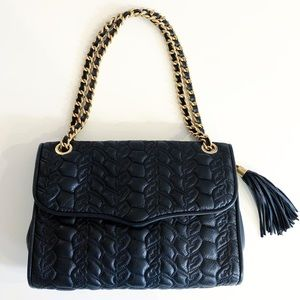 Rebecca Minkoff Medium Quilted Leather Bag